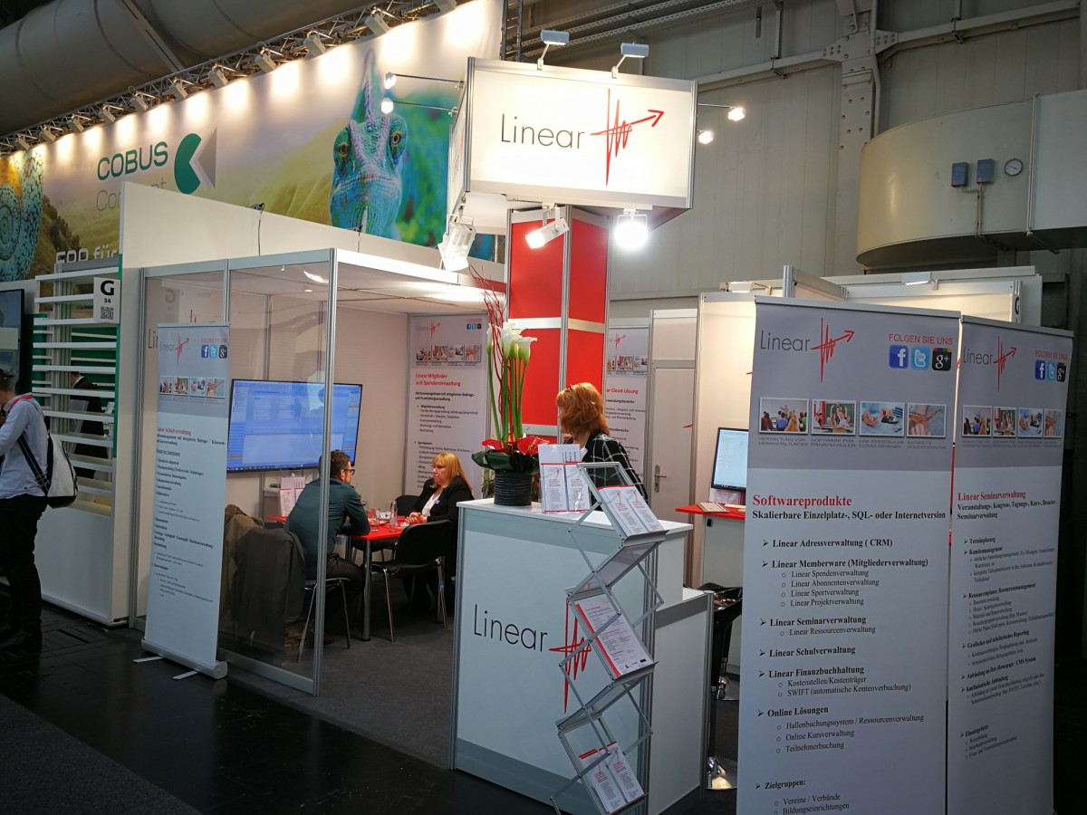 Linear Software CeBit 2017