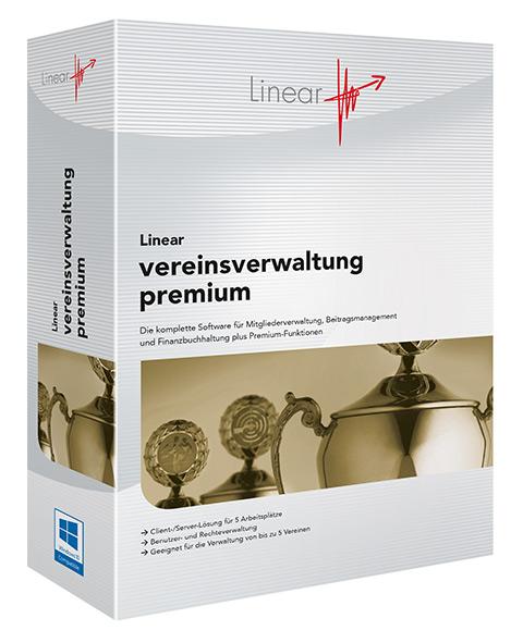 linear vereinverwaltung premium