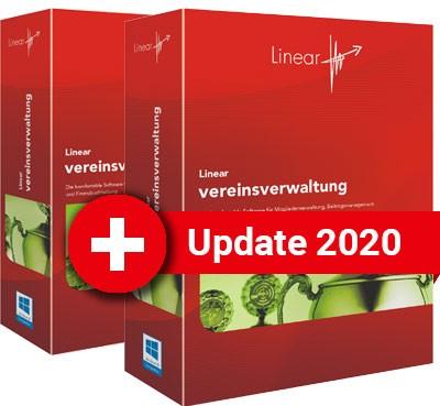 Linear vereinsverwaltung 2019 standard (Download)