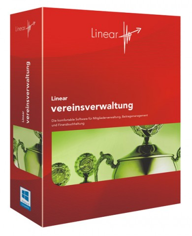 Linear vereinsverwaltung 2020 standard (30-Tage-Testversion)