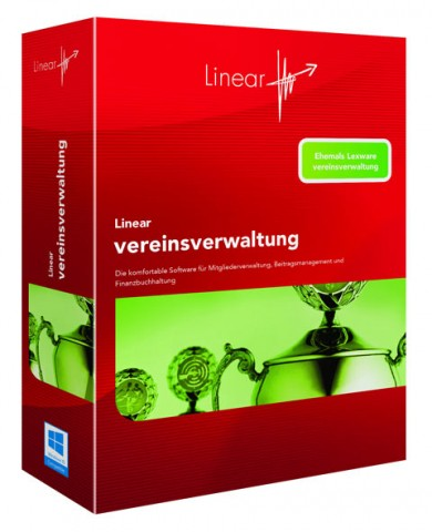 Linear vereinsverwaltung 2019 standard (30-Tage-Testversion)